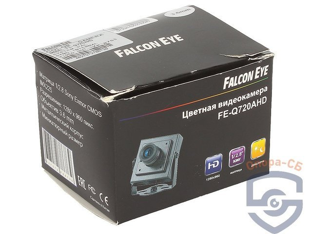 Видеокамера Falcon Eye FE-Q720AHD