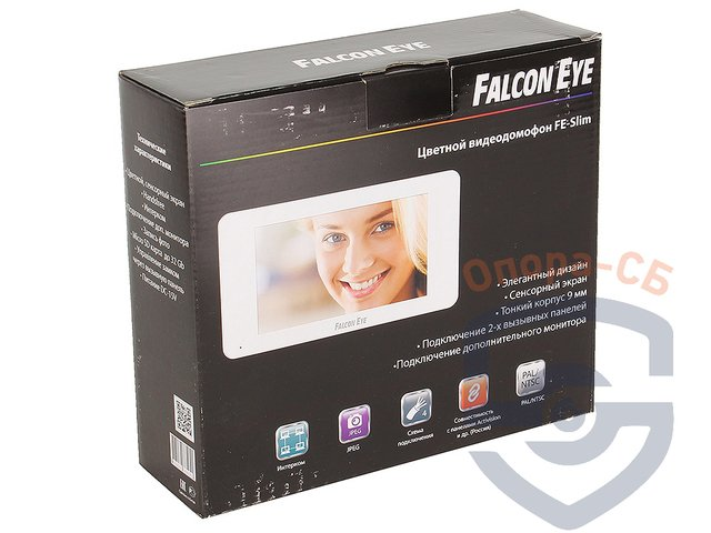 Видеодомофон Falcon Eye FE-SLIM