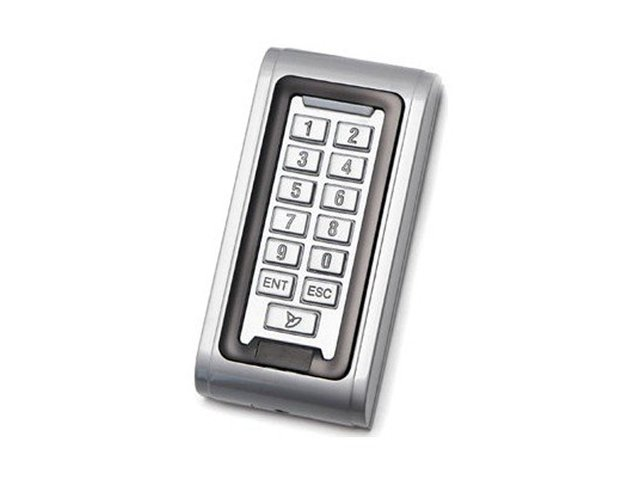 RFID-считыватель 125 кГц Matrix-IV EHT Keys Metal (Антиклон)