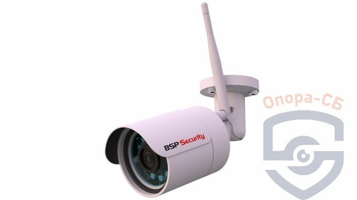 Видеокамера 2MP-BUL-3.6 Wi-Fi